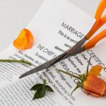 What is the average cost of a divorce